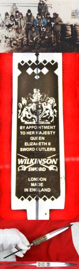 An Original Wilkinson Sword 'Finest' FS Knife Blade ERII